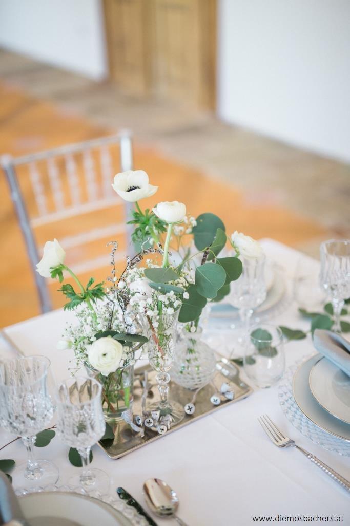 Trend Vintage Hochzeit Floral M