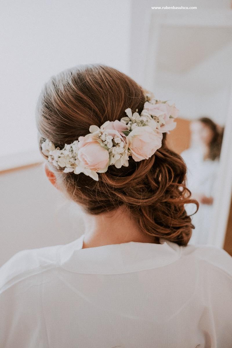 Hochzeit Mit Schleierkraut Floral M
